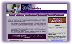 Online educational resource center for Nigerian Scholars